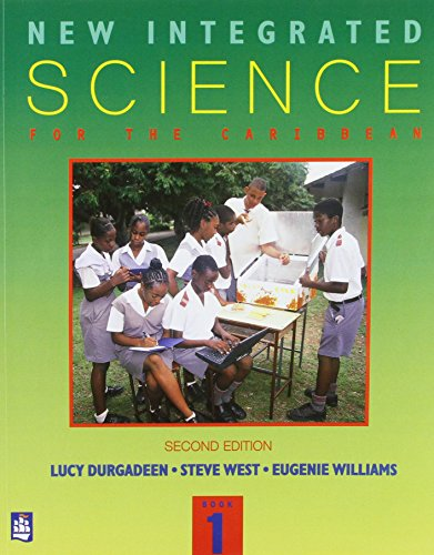 9780582332621: New Integrated Science for the Caribbean Book 1