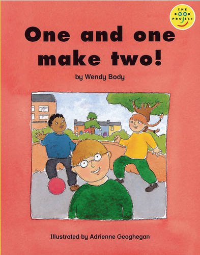 9780582334830: One and one make two! Set of 6: Pack of 6 (LONGMAN BOOK PROJECT)