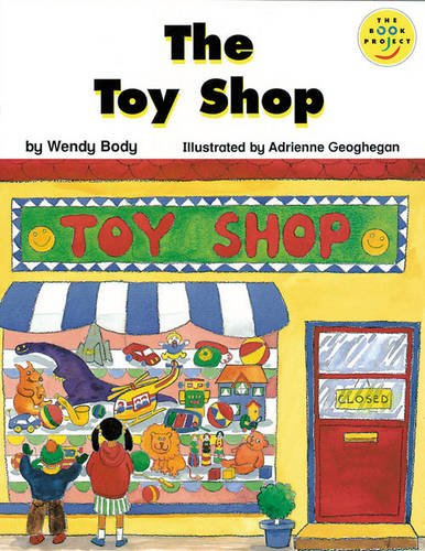 9780582334908: Longman Book Project: Beginner Level 1: Toy Shop Cluster: the Toy Shop: Small Version - Pack of 6