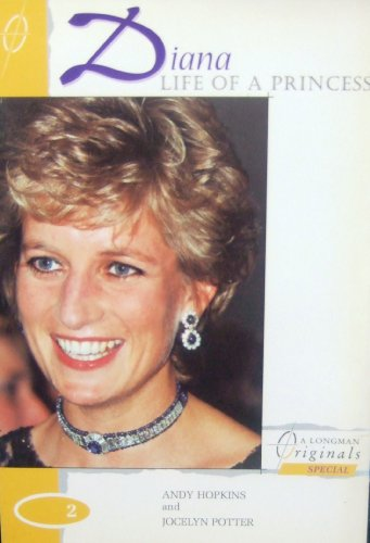 9780582335523: Diana: Life of a Princess (Longman Originals)