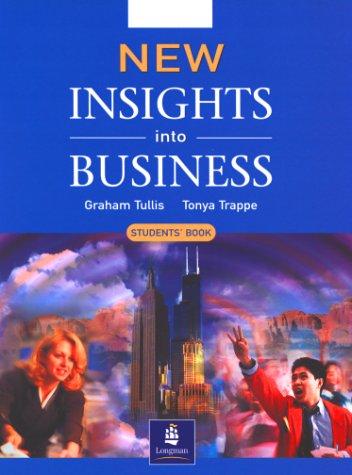 9780582335530: New Insights Into Business (Niib)