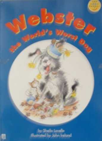 Webster the World's Worst Dog (Longman Book Project) (0582335728) by Sheila Lavelle