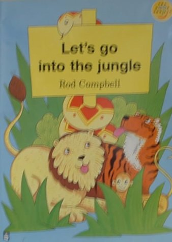 9780582335981: Let's Go into the Jungle (Longman Book Project)