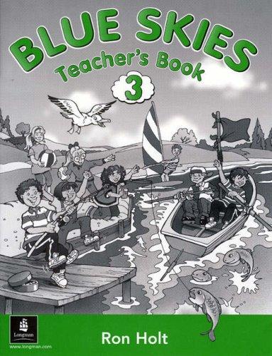 9780582336032: Blue Skies Teacher's Book 3: Teacher's Book Bk. 3 (High Five)
