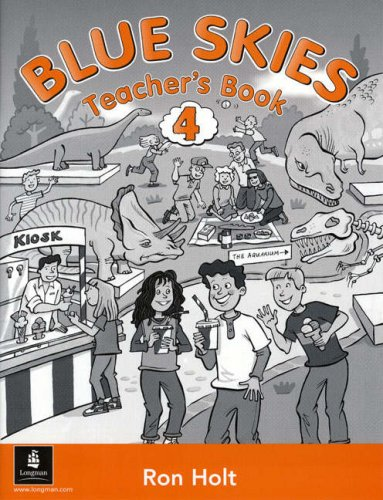 9780582336049: Blue Skies Teacher's Book 4 (High Five) (Bk. 4)