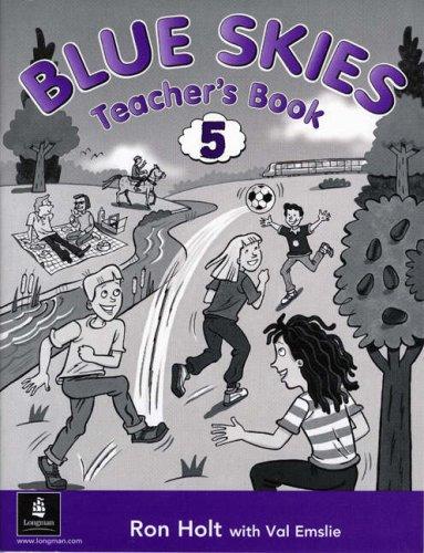9780582336056: Blue Skies 5: Teachers' Book (High Five)