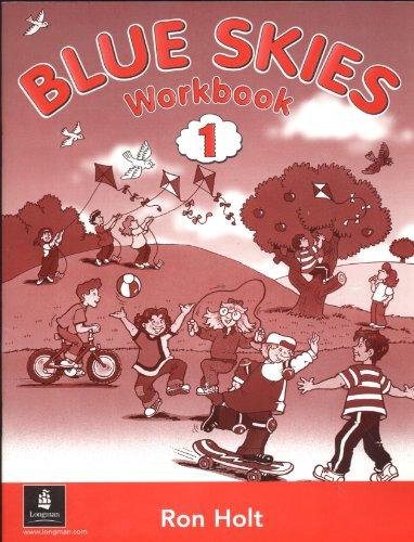 Blue Skies Workbook 1 (High Five) (Bk. 1) (0582336074) by Ron Holt