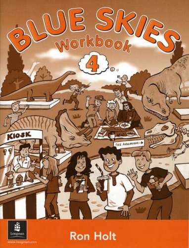 9780582336100: Blue Skies Workbook 4 (High Five) (Bk. 4)