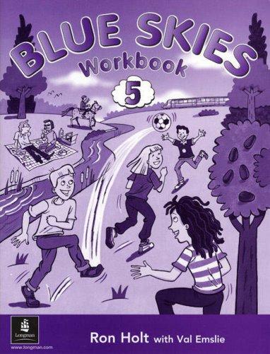 9780582336117: Blue Skies Workbook 5: Activity Book (High Five)