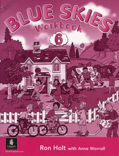 9780582336124: Blue Skies Workbook 6: Workbook Bk. 6 (High Five)