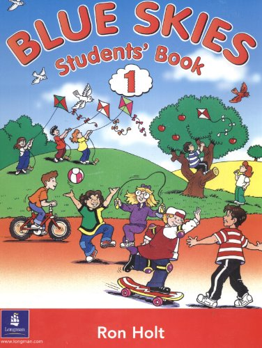 9780582336148: Blue Skies 1 Students' Book: Student's Book Bk. 1 (High Five)