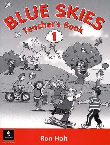9780582336155: Blue Skies: Teacher's Book Bk. 1 (High Five)