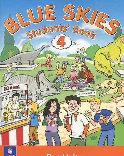 9780582336186: Blue Skies Student's Book 4 (High Five) (Bk. 4)