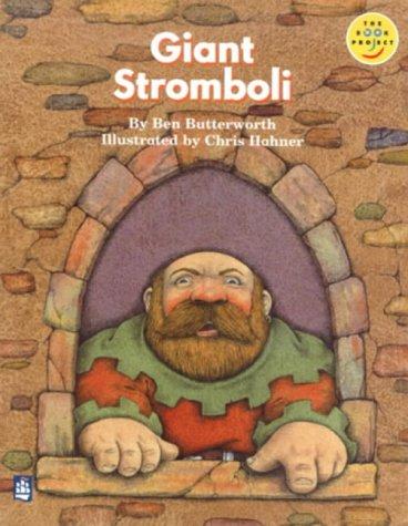9780582337244: Longman Book Project: Giant Stromboli