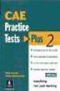 9780582337978: Practice Tests Plus 2 CAE Without Key