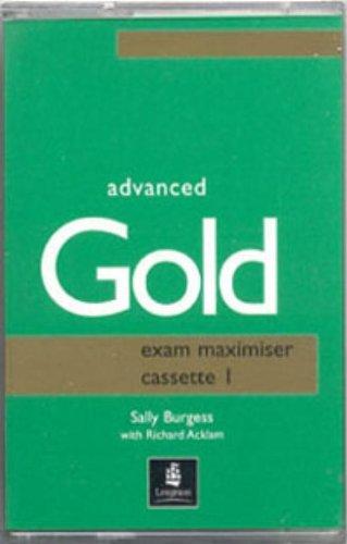9780582338005: Cae Gold: Cae Gold Max Cassettes 1-2