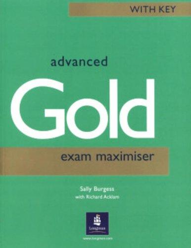 9780582338029: CAE Gold Maximiser with key