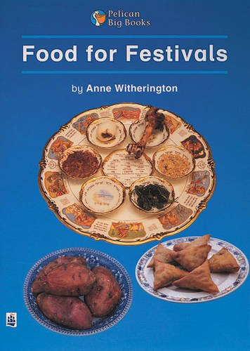 9780582338944: Food for Festivals Key Stage 1: Small Book (PELICAN BIG BOOKS)