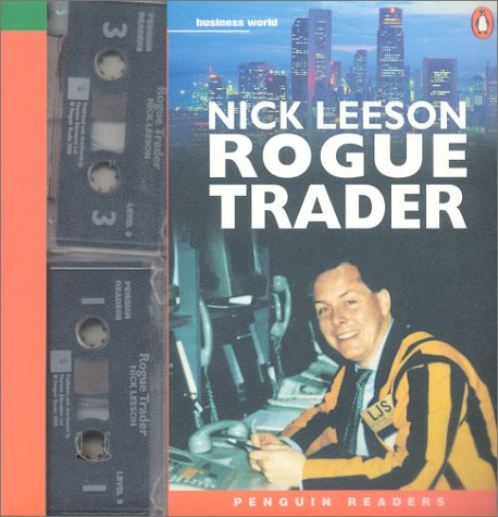 9780582342637: Rogue Trader: Book and Cassette Pack (Penguin Readers: Level 3 Series)