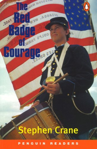 9780582342651: The Red Badge of Courage (Penguin Readers Audiopack, Level 3) (Book and Audiocassette Package)