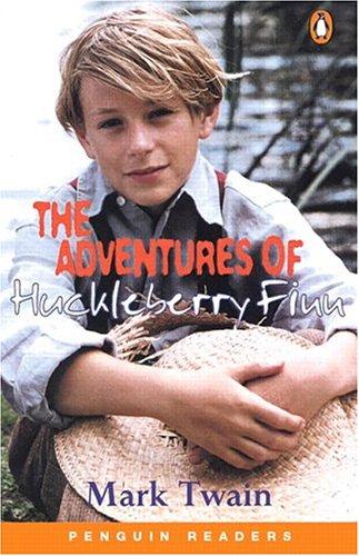 9780582342712: Adventures of Huckleberry Finn, The, Level 3, Penguin Audio Readers (Penguin Audio Readers, Level 3)