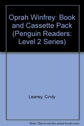 9780582342774: Oprah Winfrey, Level 2, Penguin Audio Reader: Book and Cassette Pack (Penguin Readers: Level 2)