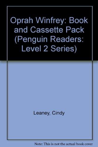 9780582342774: Oprah Winfrey: Book and Cassette Pack (Penguin Readers: Level 2)