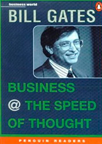 9780582343009: Business at Speed of Thought (Penguin Readers (Graded Readers))
