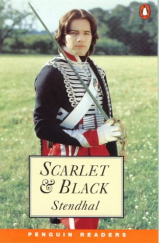 9780582343689: Scarlet and Black (Penguin Readers, Level 6)