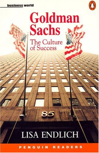 9780582343696: Goldman Sachs (Penguin Readers, Level 4)