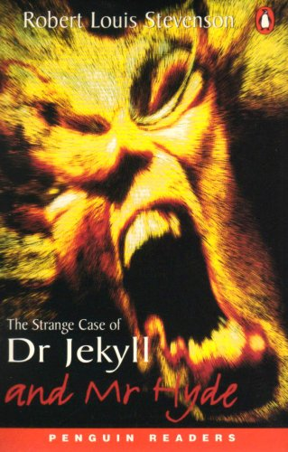 9780582343795: Strange Case of Dr Jekyll & Mr Hyde Book & Cassette (Penguin Readers (Graded Readers))