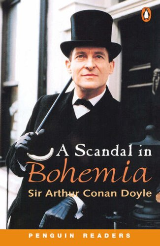 "9780582343825: ""A Scandal in Bohemia"": Level 3: Book and Cassette Pack (Penguin Readers (Graded Readers))"