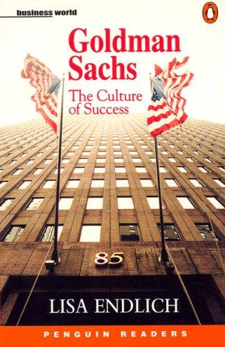 9780582344280: Goldman Sachs (Penguin Audio Readers, Level 4)