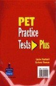 9780582344594: Pet Practice Tests Plus: Without Key