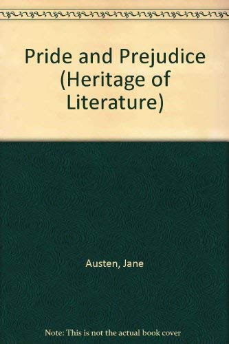 9780582348387: Pride and Prejudice (Heritage of Literature)