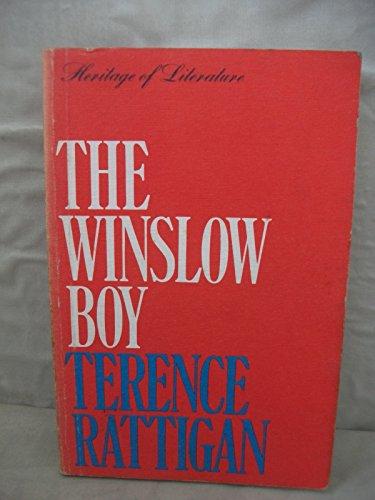 9780582348554: Winslow Boy (Heritage of Literature)