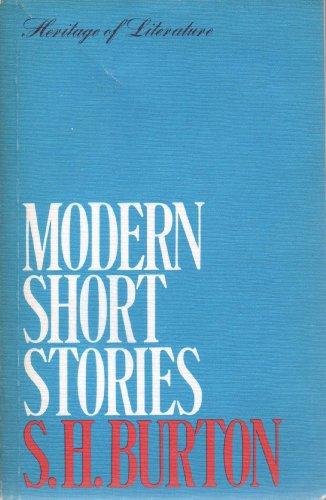 9780582348622: Modern Short Stories (Heritage of Literature)
