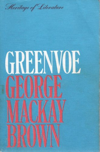 the masked fisherman and other stories brown george mackay