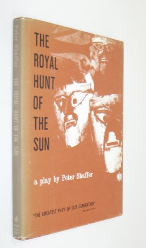 9780582348929: Royal Hunt of the Sun (Heritage of Literature)