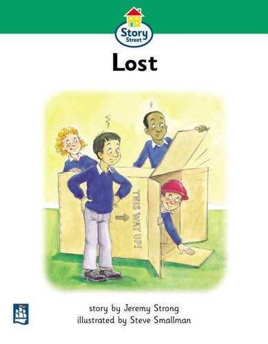 Literacy Land: Story Street: Beginner: Step 3: Guided/Independent Reading: Lost: Set of 6 (0582349524) by Jeremy Strong