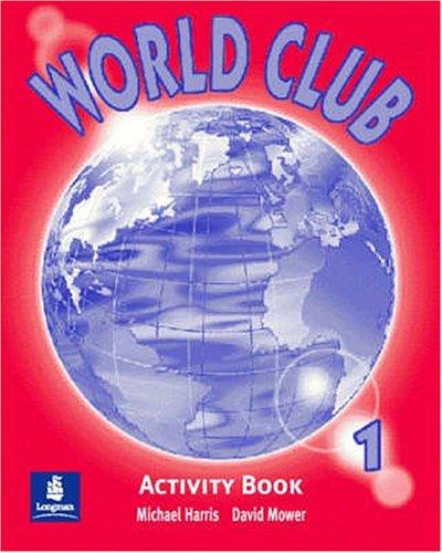 9780582349773: World Club 1: Activity Book
