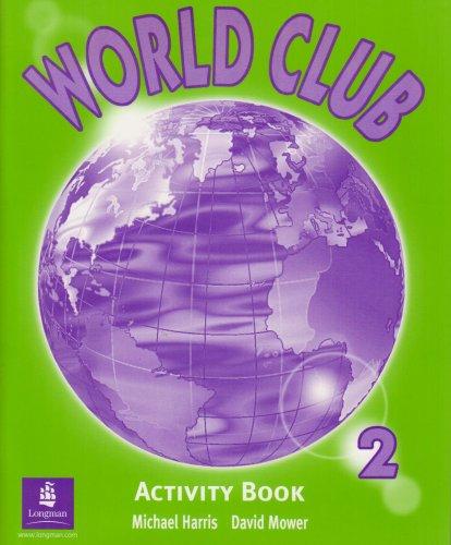9780582349780: World Club Activity Book 4