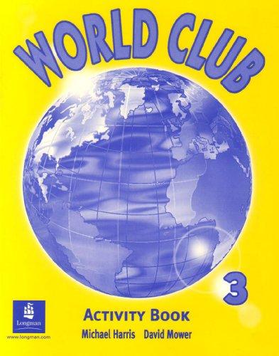 9780582349803: World Club Activity Book 4