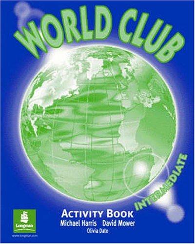 9780582349810: World Club Activity Book 4
