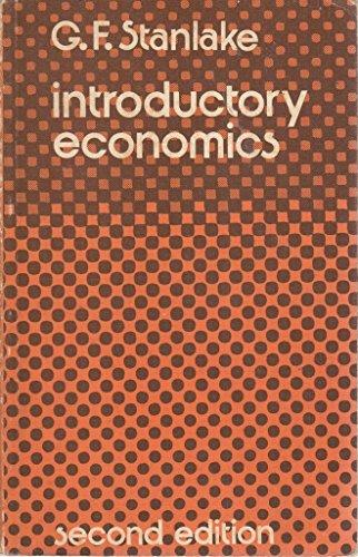 9780582350489: Introductory Economics