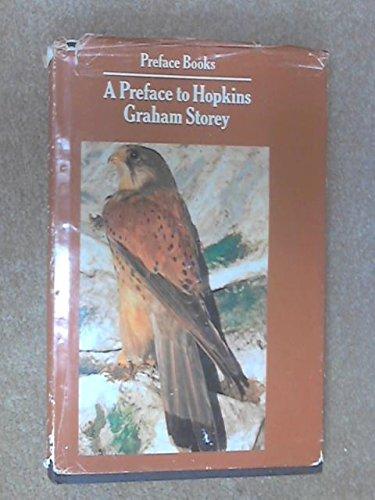 9780582352513: A Preface to Hopkins (Preface Books)