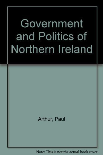 9780582353015: Government and politics of Northern Ireland