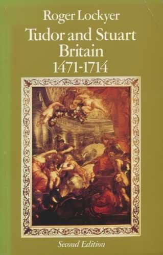 9780582353084: Tudor and Stuart Britain, 1471-1714