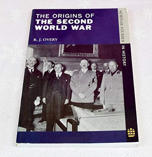 9780582353787: The Origins of the Second World War (Seminar Studies in History)