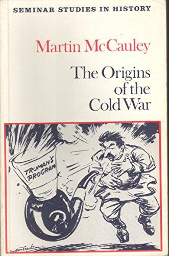 The Origins of the Cold War.: McCauley, Martin